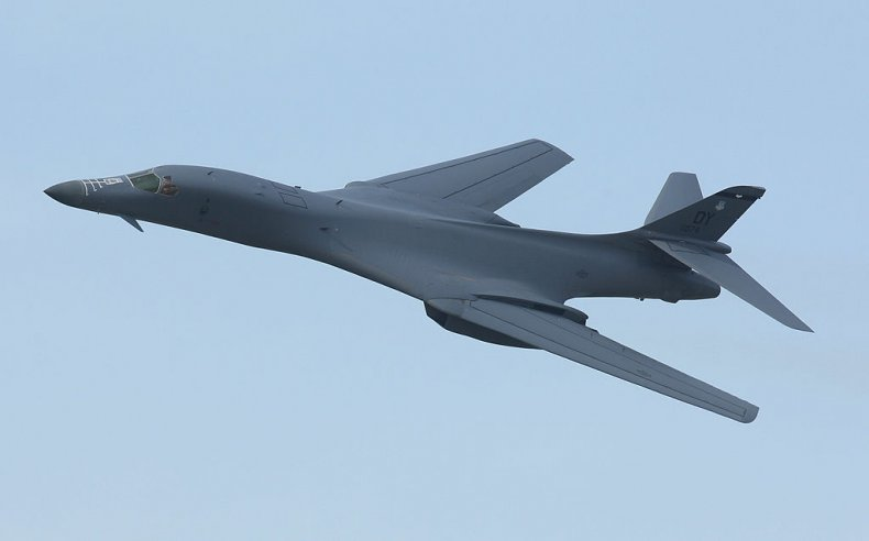 U.S. Air Force B-1B