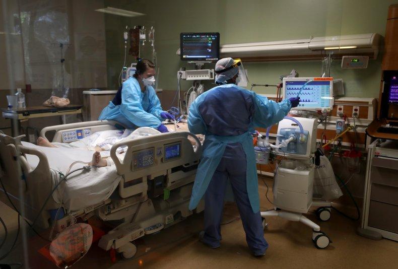 coronavirus patient San Jose California May 2020