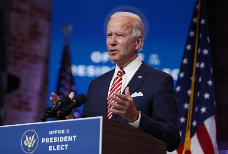 joe biden delivers remarks on economy November2020