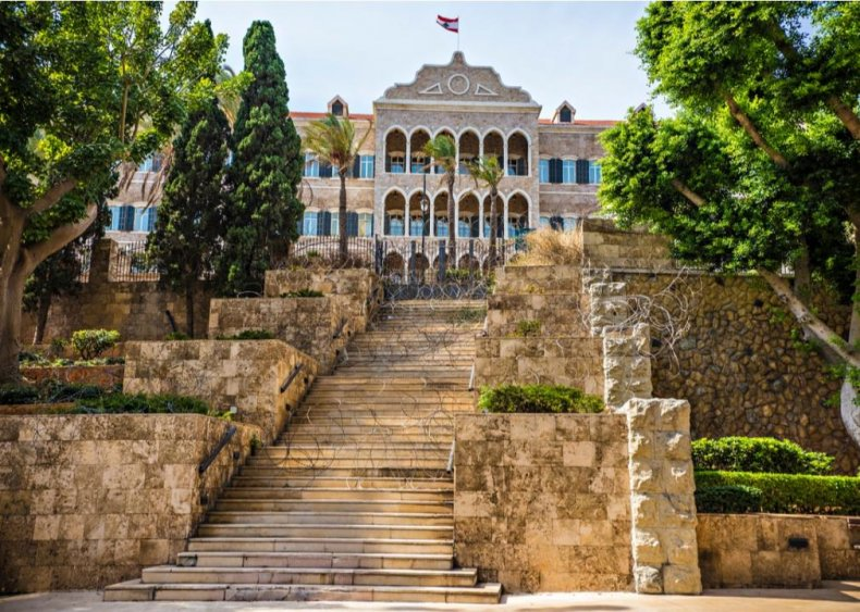 Saad Hariri: The Grand Serail