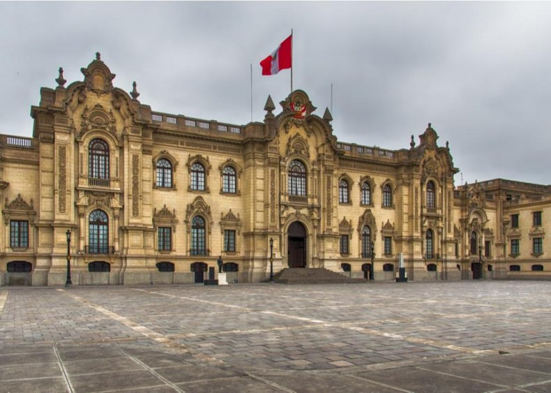 Martin Vizcarra: Government Palace