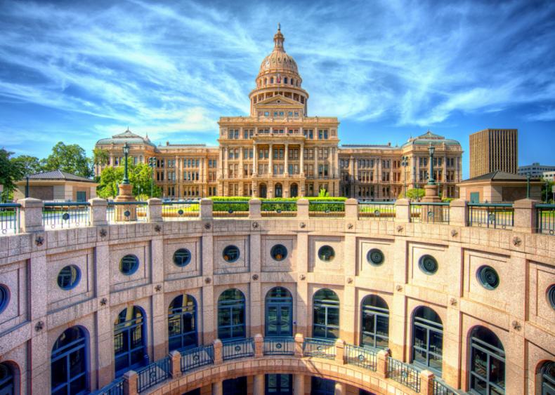 #43. Texas