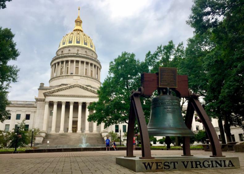 #39. West Virginia