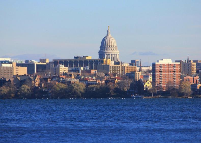 #18. Wisconsin