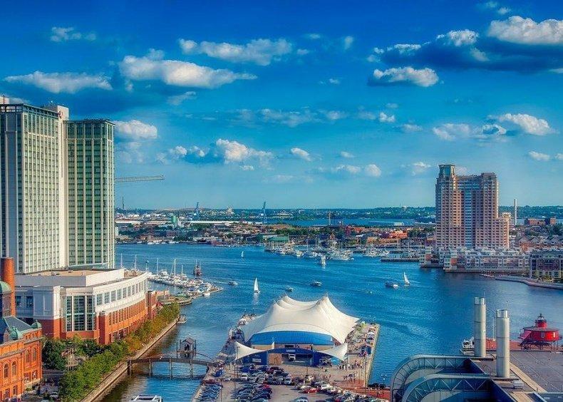 #16. Maryland