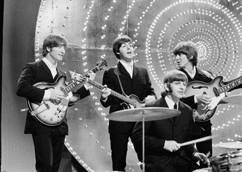 Recording of long-lost Beatles performance