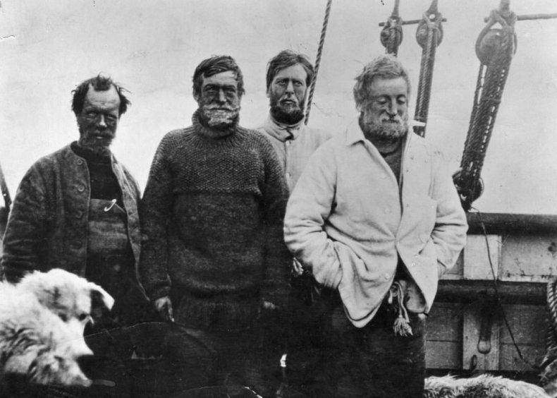 Sir Ernest Shackleton's whisky