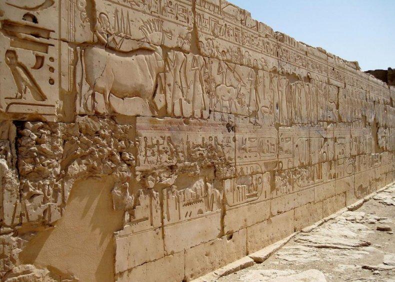 Hidden Palace of Ramesses II