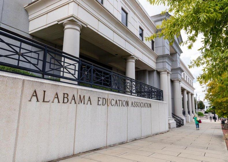 #40. Alabama