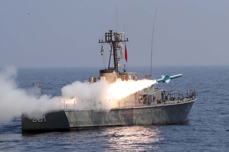 iran, navy, nasr, missile, exercise