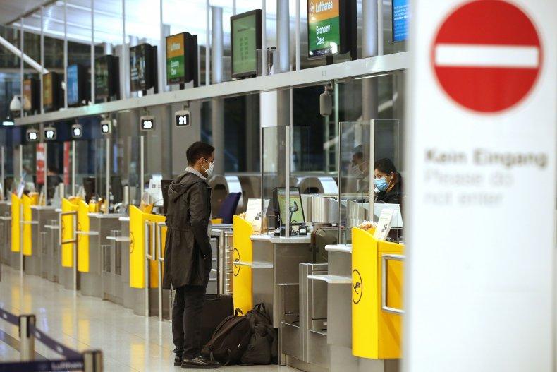 Munich Franz-Josef-Strauss Airport