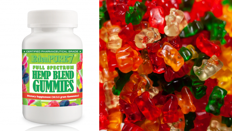 EdenPURE7 Certified Pharmaceutical Grade Gummies