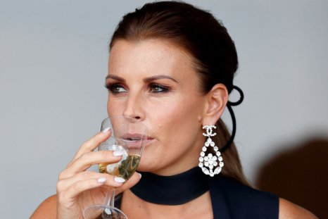 Coleen Rooney at Grand National 2018