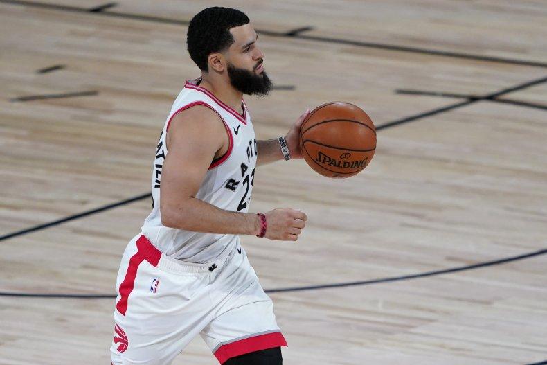 Fred VanVleet, Toronto Raptors