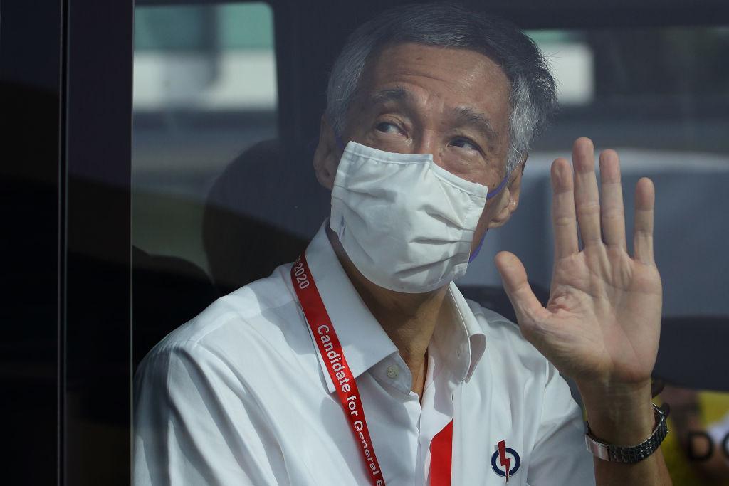 """Singapūras neprisijungs prie Bideno koalicijos prieš Kiniją """"Šaltasis karas"""" pavyzdžio"""