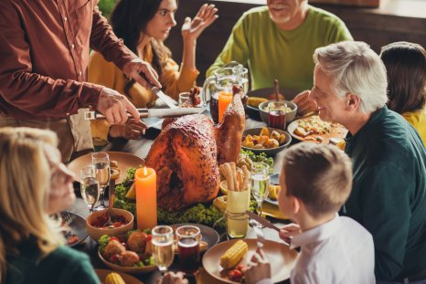 thanksgiving, getty, stock