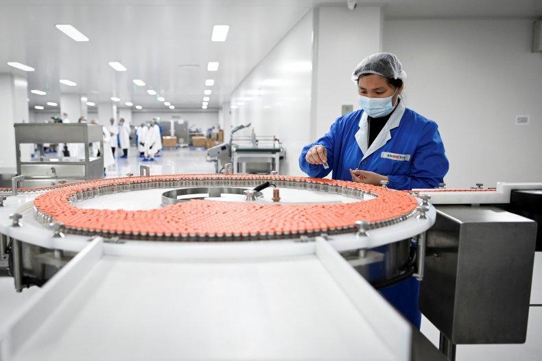 FILES-CHINA-HEALTH-VIRUS (FILES) This file photo taken on