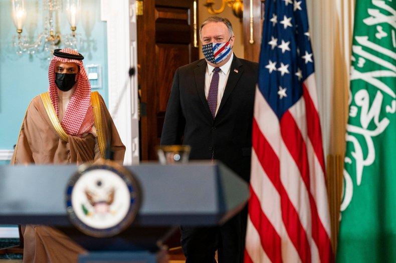 US-Saudi diplomacy