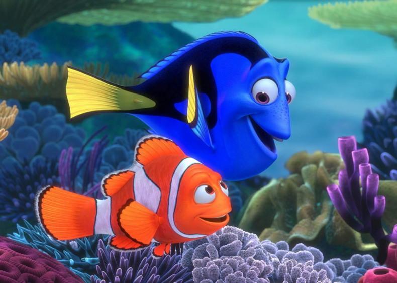 #96. Finding Nemo (2003) (tie)