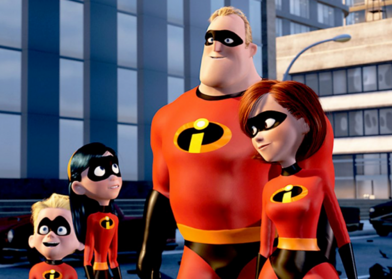 #91. The Incredibles (2004) (tie)