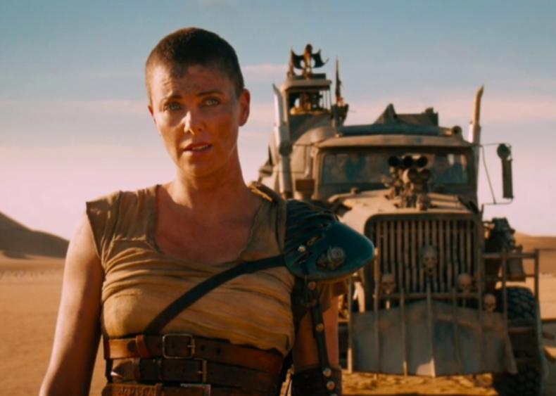 #84. Mad Max: Fury Road (2015) (tie)