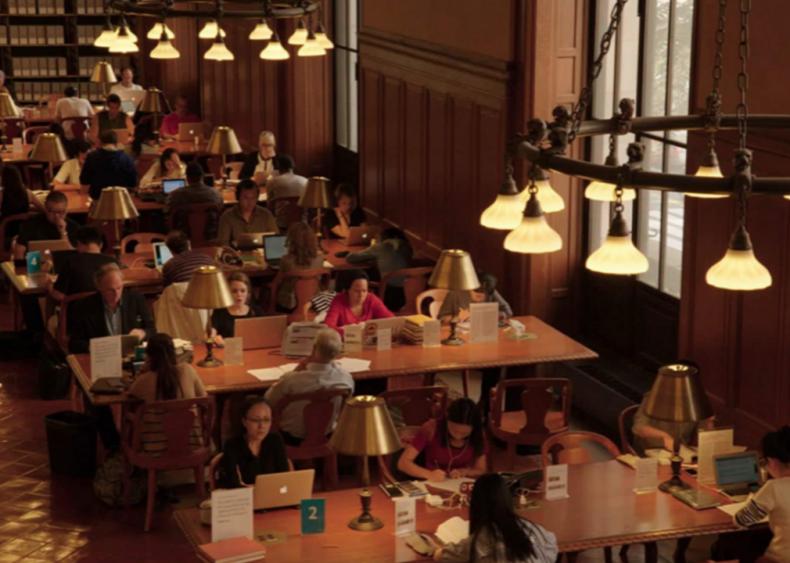 #78. EX LIBRIS: The New York Public Library (2017)