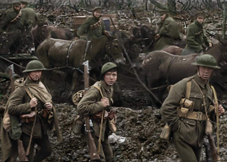 #75. They Shall Not Grow Old (2018) (tie)