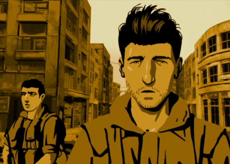 #71. Waltz with Bashir (2008) (tie)