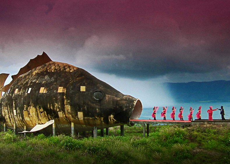 #71. The Act of Killing (2013) (tie)