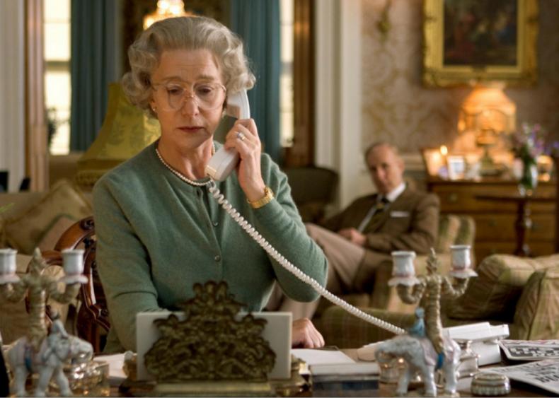 #65. The Queen (2006) (tie)