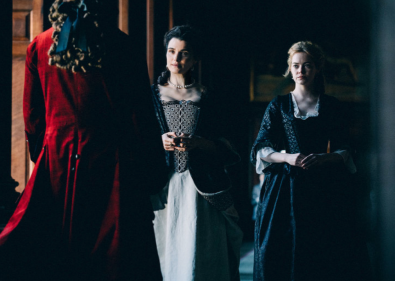 #62. The Favourite (2018)