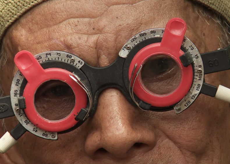 #55. The Look of Silence (2015)