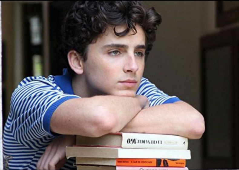 #37. Call Me by Your Name (2017)
