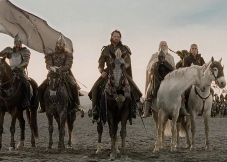 #29. The Lord of the Rings: The Return of the King (2003) (tie)