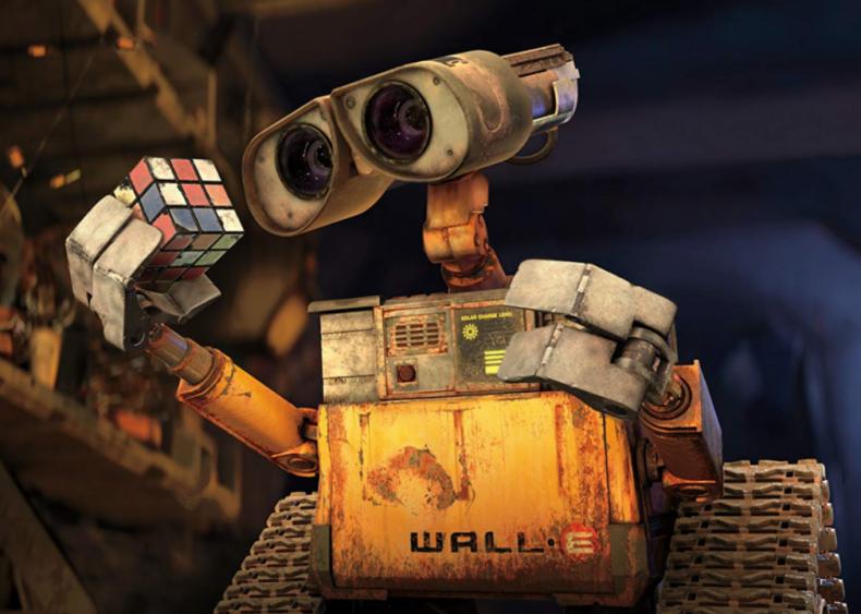 #16. WALL-E (2008)