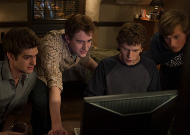 #14. The Social Network (2010)