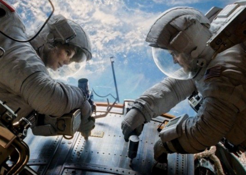 #9. Gravity (2013)