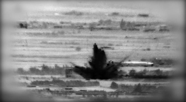 israel, airstrike, syria, military, iran, quds, force
