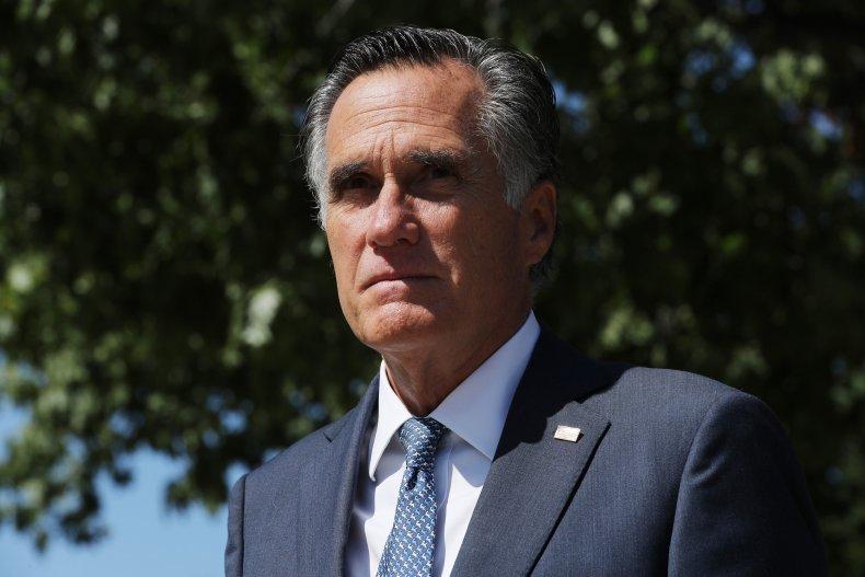 Election Sen. Mitt Romney