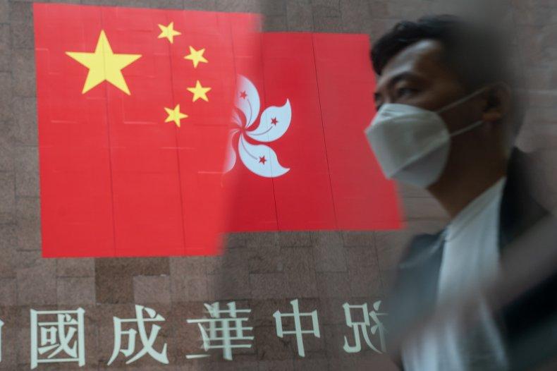 Hong Kong, China, Joe Biden, protests, activists