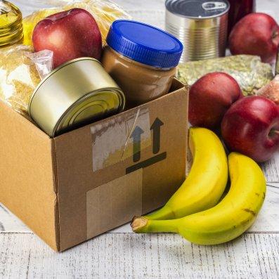 food, food poverty, sharing, donating