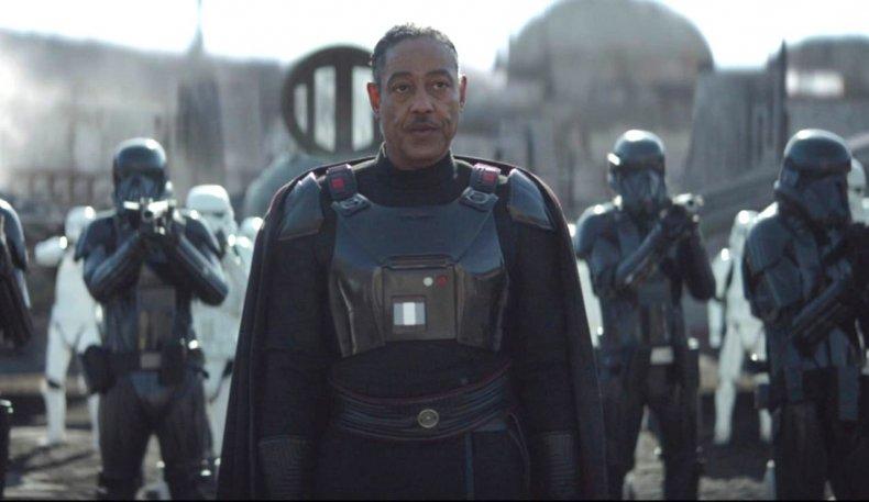 the mandalorian dark troopers