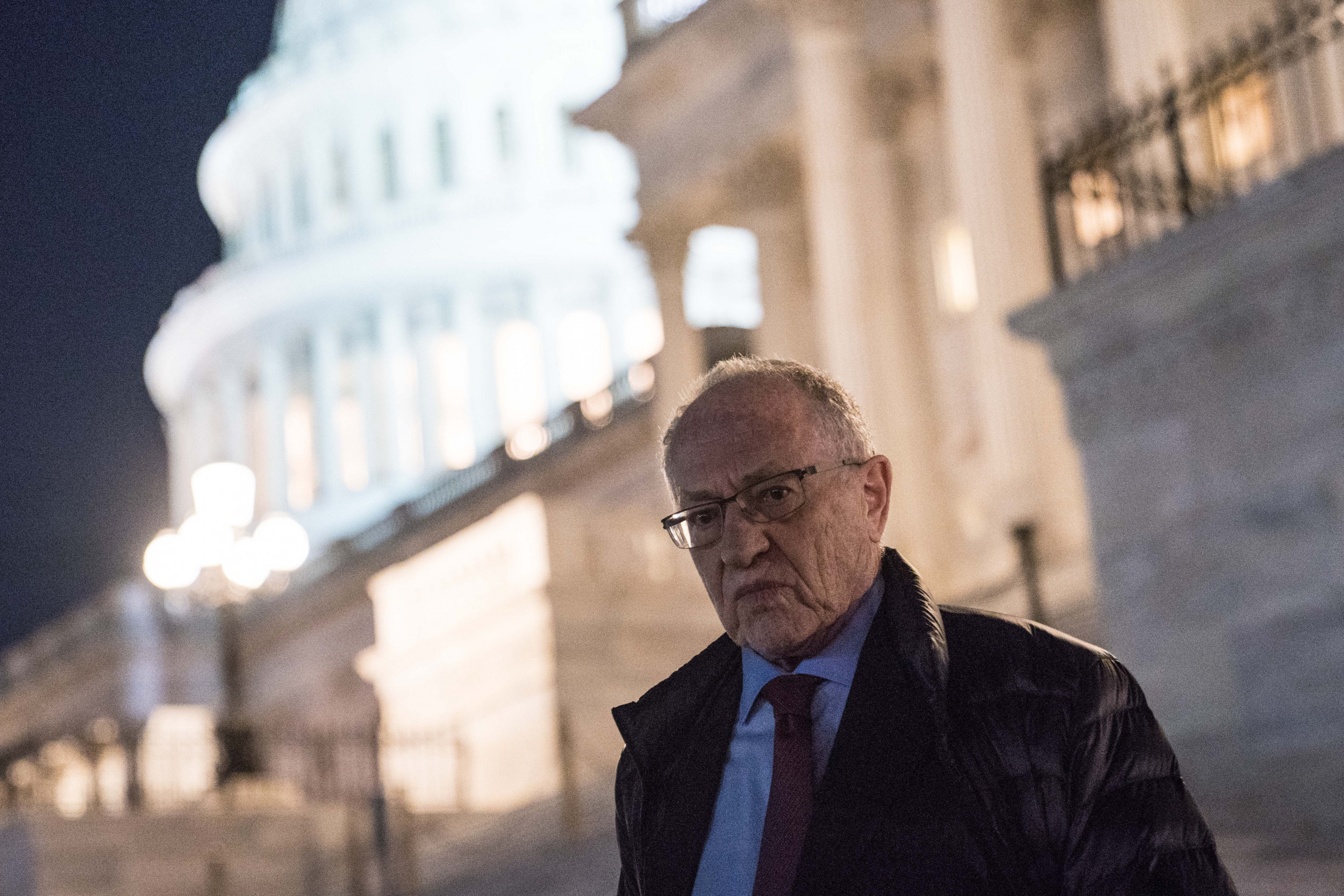 Trump wants Congress to decide election and that's a strategy that could win, Dershowitz says