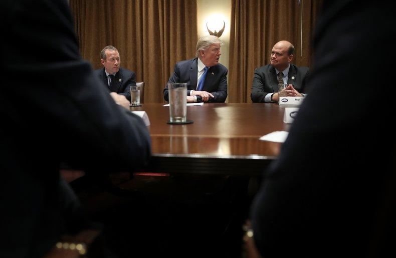 Donald Trump, Josh Gottheimer, Tom Reed