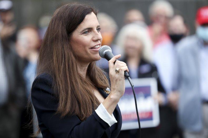 Republican congresswoman-elect nancy mace south carolina