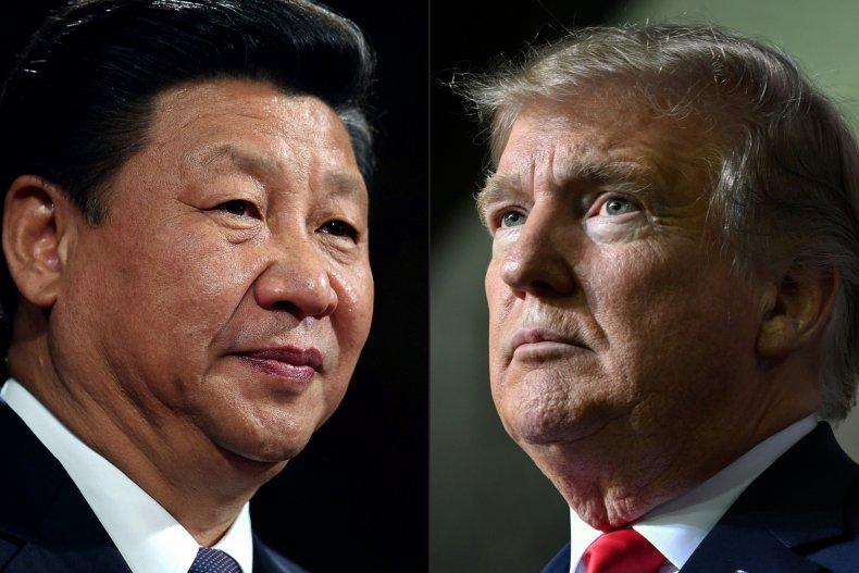 xi, jinping, donald, trump, china, us