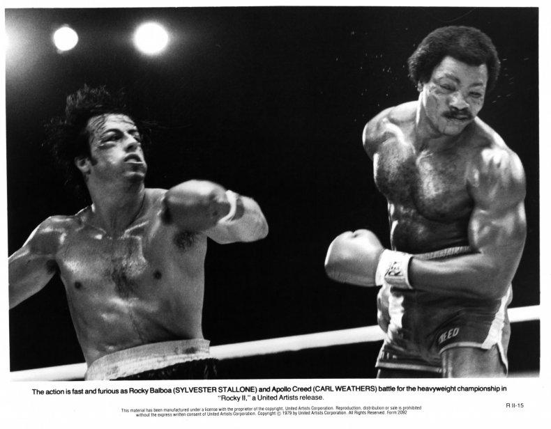 Rocky II promo