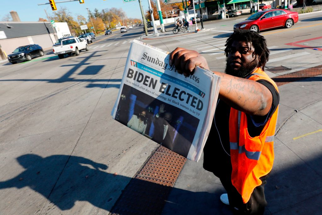 Detroit`s Major Newspaper Calls on Michigan to Certify...