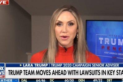 lara trump fox news election