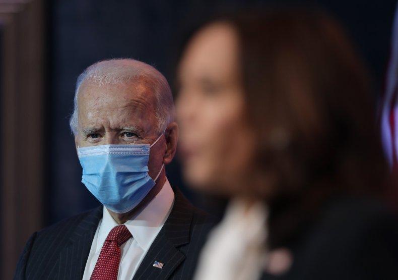 President-Elect Biden And VP-Elect Harris Deliver Remarks